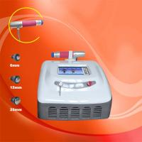 White Shockwave Therapy Machine CE Approval Portable Shockwave Therapy Device