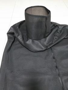 China Recycle 40 Mesh PP Filter Bag , Heap Crusher Polyester Felt Filter Bag on sale