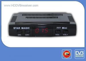 China STAR MAGIC 777 DVB-S Digital Satellite Receiver PAL - NTSC Auto - Conversion on sale