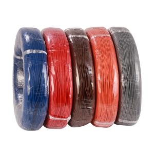 China Flexible Xlpe Copper Cable , Low Smoke Zero Halogen Power Cable 1500V Test Voltage on sale
