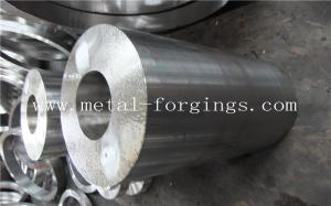 China 34CrNiMo6 4140  42CrMo4  steel Sleeve Coupling Blank DNV ABS BV Nk KR Quench And Tempering  Customized on sale