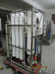 China 5 tons Marine RO Seawater Desalination System on sale