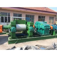Used Tire Grinding Machine/Waste Tyre Cutting Line/Rubber Powder Producing Plant