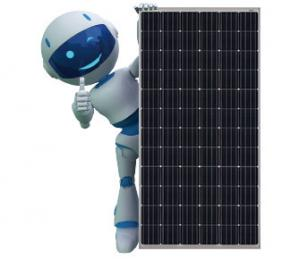 China Stable Performance Polycrystalline Solar Panel With Advanced PECVD Technology on sale