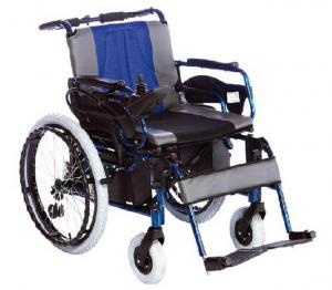 China UK PG controller electric wheelchair aluminum power wheelchair with FDA CE on sale