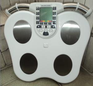 China Body Composition Analyzer Automatic calculation weight, Body water percentage, fat, BMI on sale