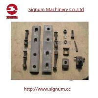 Fish Plate/Joint Bar For Uic60, Railway Fastener