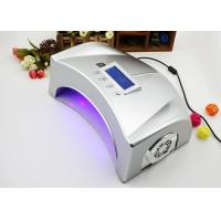 High Power LED UV Gel CCFL LED Nail Lamp 66 W  Double Hand With Environment Protection
