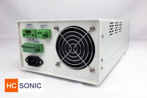 China 30khz Accurate Ultrasonic Power Generator , Digital Ultrasonic Generator High Efficiency on sale