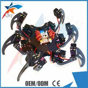 China 20DOF Claw Machine Diy Robot Kit / Kit Hexapod Robot For Teaching on sale