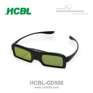 China bluetooth / infrared / dlp active shutter 3d glasses for Sony, Sansung TVs on sale