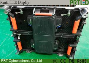 China 250*250 mm Outdoor LED Video Wall , RGB Rental Stage LED Display P5.95 on sale