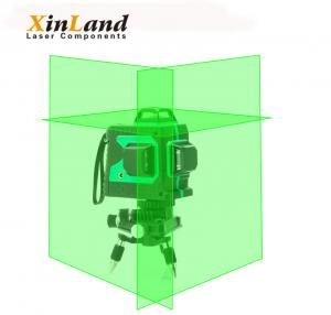 China Stunning rotating auto 12 lines low level laser equipment on sale