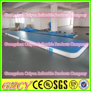 China Sprots Games Inflatable Air Tumble Track for Gymnastics on sale