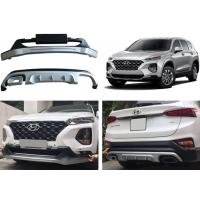 China HYUNDAI All New Santafe 2019 Auto Accessories , Rear and Front Car Bumper Guard on sale