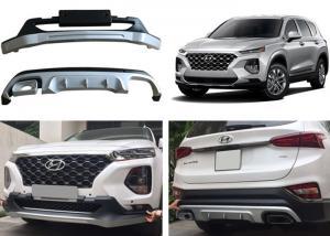 China HYUNDAI All New Santafe 2019 Auto Accessories , Rear and Front Car Bumper Guard on sale