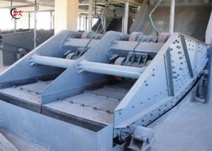 China ZS Linear Vibrating Screen , Sediment Vibrating Grizzly Screen Recycling Shaker on sale