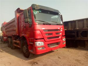 China Used Sinotruk HOWO Dump Truck 6X4 secondhand Tipper Truck for Africa on sale