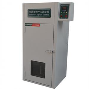 China Free Drop Lithium-ion Battery Impact Testing Machine For Electric Automobile UL1642 Standard on sale
