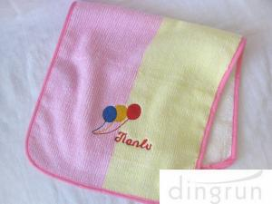 China Full Printing Bathroom Hand Towels , Embroidered  Hand Towels Small Comfortable on sale