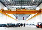 30 Ton Twin Trolley Double hook Double Girder Overhead Crane for warehouse