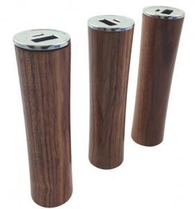 China Wooden Battery  Portable USB Power Bank  Iphone 4  , Usb Power Bank External Battery Charger on sale