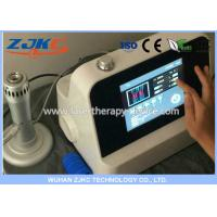 China Portable Shock Wave Therapy For Shoulder Tendonitis / Back Pain 100V - 230V on sale