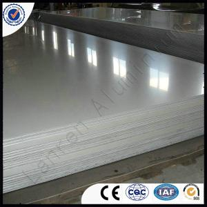China Aluminum stucco sheet/plate for refrigerator in China on sale