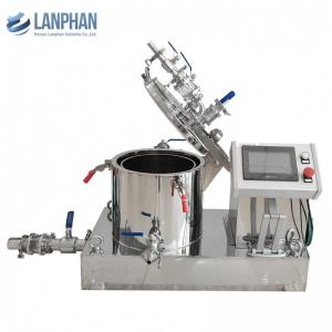 China High Productivity 2.2KW filter bag Lab Centrifuge Machine on sale