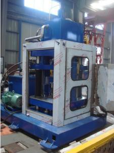 China SYST-300 salt lick block making machine / Livestock salt briquette tablet press machine on sale