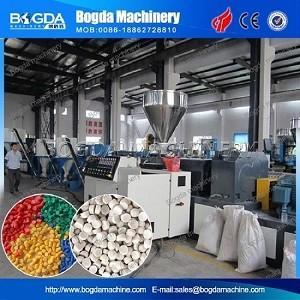 China Recycled PVC Pelletizing Machine / PVC Hot Cut Pelletizing Line,Recycled PVC Pelletizing Machine on sale