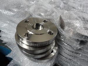 China Forged Raised Face Socket Stainless Steel Tube Weld Fittings ASTM 321 304 Flange on sale