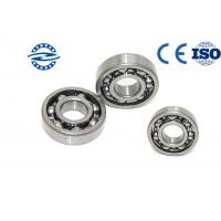 China Open 6209 Deep Groove Ball Bearing High Precision Rating And Minor Error on sale