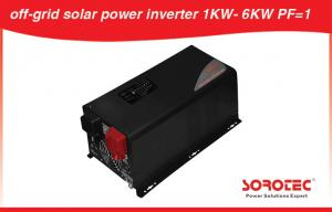 China Off Grid Solar UPS Power ondulur  Inverter with MPPT 40A Charger Controller on sale