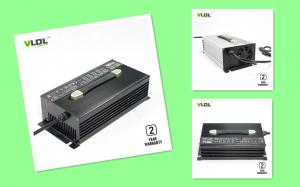 China 24V 45A 1500W On Board Smart Battery Charger Anti Vibration Design Small Aluminum Case on sale