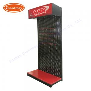 China Welded Floor Standing 450mm Depth Retail Shop Display Stands on sale