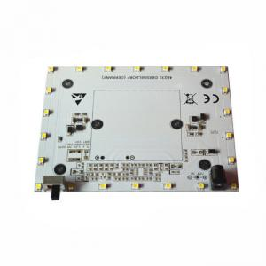 China Battery Rechargeable LED PCB Assembly , DC12V LED Circuit Board Prototype on sale