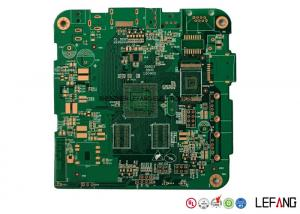 China Durable FR4 Automotive Printed Circuit Board PCB For Car Navigation System on sale