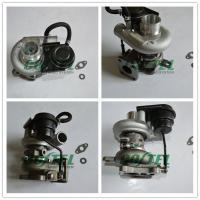 2.0L D4EA Engine Hyundai Turbo Charger , MHI Turbochargers TD025M-09T-3.3 Turbo 49173-02401