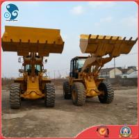 Used Caterpillar (966G) front wheel loader from Japan