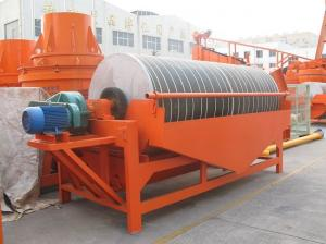 China Mine for wet or dry process CTB iron ore magnetic separator on sale