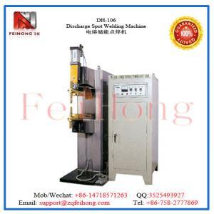 China 【Feihong】Capacitor Energy Storage Spot Welding Machine For Heating Elements/ Heating Tube Spot Welding Machine FHDH-106 on sale