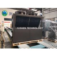 China Domestic Heating Commercial Air Source Heat Pump With 25HP Compressor on sale