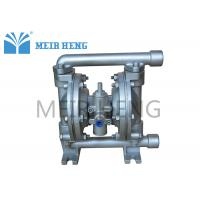 China Transfer Paint Pneumatic Diaphragm Pump , Duplex Diaphragm Pump Anti - Corrosion on sale