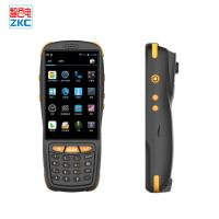 China Rugged 4G WIFI GPS Bluetooth NFC Android 1D 2D Barcode Scanner PDA on sale