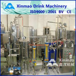 China 12KW Carbonated Beverage Drink Mixer , Commercial Mixing Machine on sale
