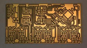 China Double-Sided Multilayer HDI PCB Board Four Layer 1.6 mm Thickness with OEM 1 oz on sale