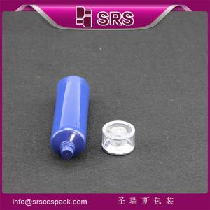 China SRS PACKAGING round shape skin care plastic tube supply on sale