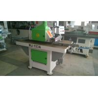 Large Wood Moulding Machine Industrial Woodworking Rip Saw With Infrared Alignment Device