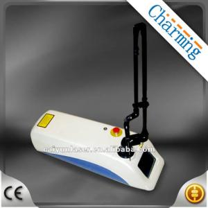 China Portable Laser Skin Treatment Machine , CO2 Laser Acne Removal Machine 10600nm on sale